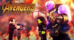 LEGO Avengers: Infinity War - Let Her Go Grimace