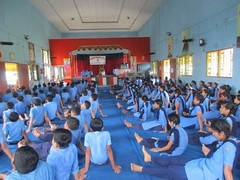 International Yoga Day Tingrai