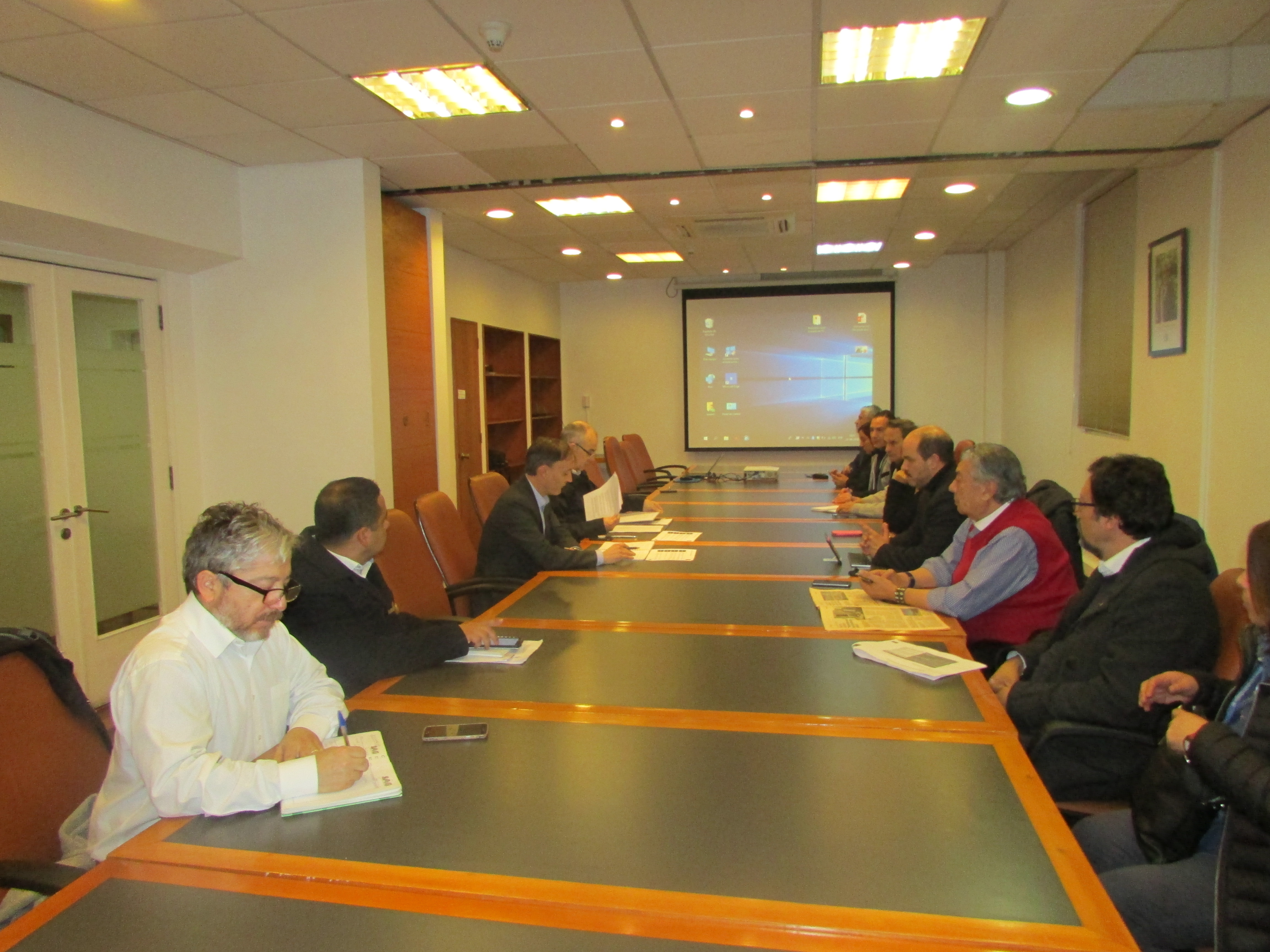 AFSAG participa en mesa de trabajo con ANEF y Hacienda - 22 Junio 2018