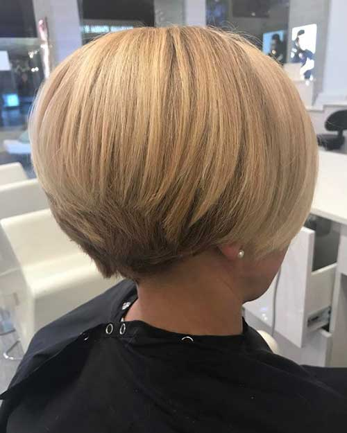 Classy Short Bob Haircuts 2018 For Women -Whatever shape your face? 6