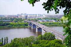 Kanavinsky Bridge, Nizhny Novgorod, Russia