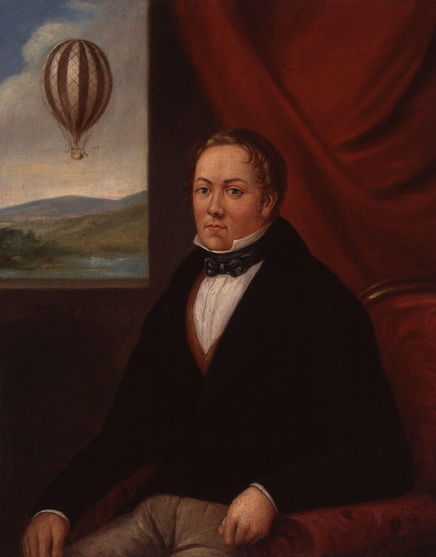 Charles_Green_by_Hilaire_Ledru 1835