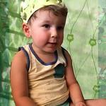 6 Grandson snail shell crown