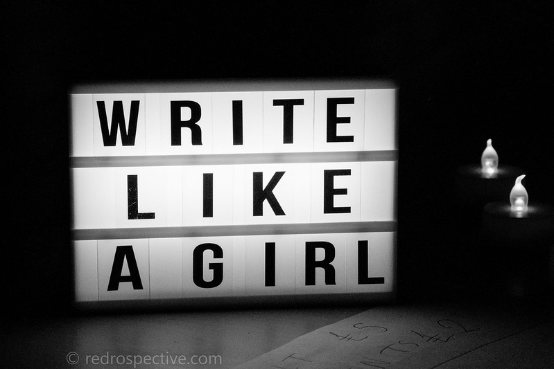 Write Like A Girl Tour -0802