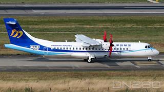 Mandarin ATR 72-600 msn 1513