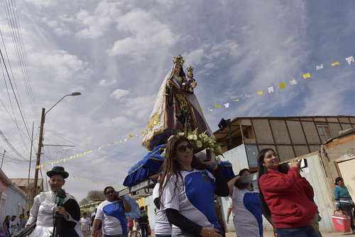 Intendente Quezada encabezó fiscalizaciones de salud y transportes en Fiesta de La Tirana. 13-07-2018