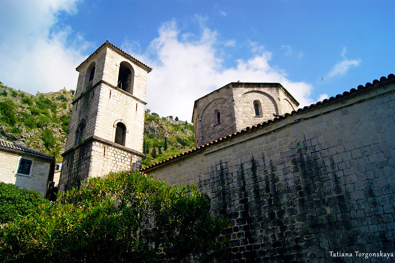 Церковь Св. Марии Речной в Которе