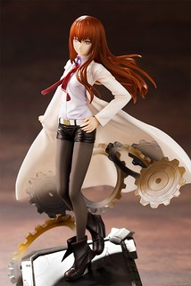 Kotobukiya Makise Kurisu Antinomic Dual 1/8 Scale Figure (Steins;Gate 0)