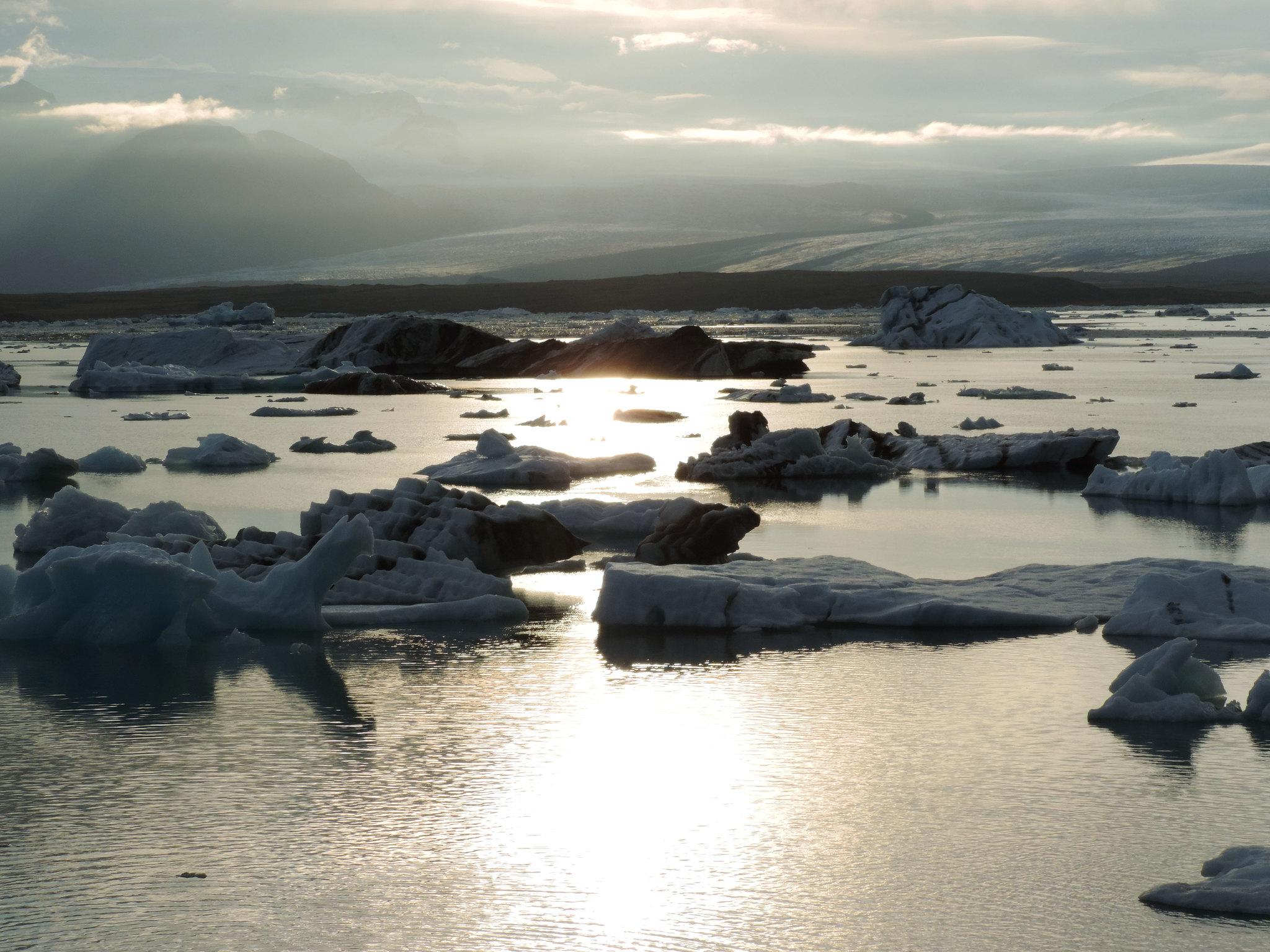 Jökulsárlón, Southern Iceland