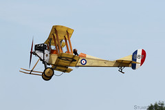 BE-2c (replica) G-AWYI - Matthew Boddington