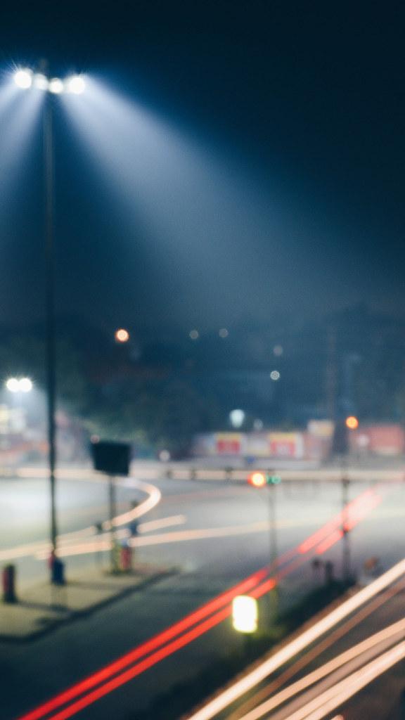 Time Lapse Road Blur G2 2160x3840 Hd Wallpaper Flickr