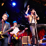Tue, 26/06/2018 - 5:06pm - Low Cut Connie's crazy fun FUV Live set on WFUV from Rockwood Music Hall, 6/28/18. Hosted by Paul Cavalconte. Photo by Gus Philippas/WFUV