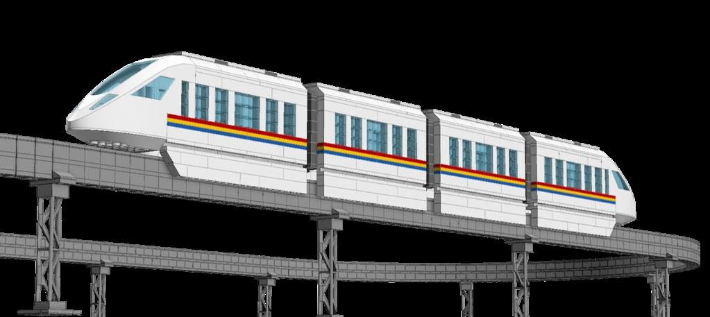 monorail RYB w track 1