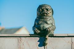 "Sculpture | ""Zen triušis"" | Kaunas"