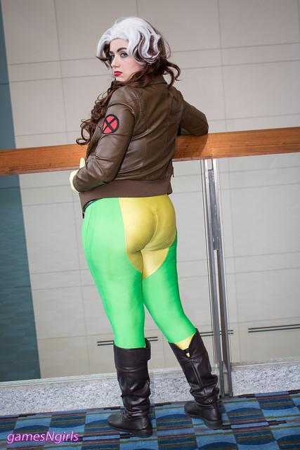 Rogue cosplay