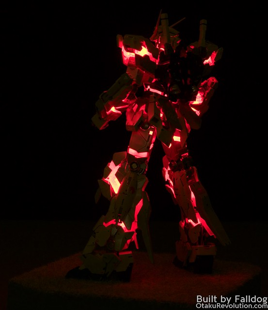 RG Unicorn TWC Lighting Model 1