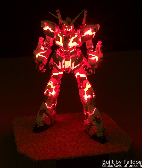 RG Unicorn TWC Lighting Model 3