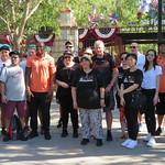 AUBD Squad Six Flags