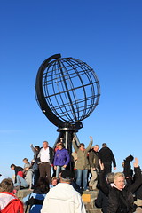 AIDAluna 2010 zum Nordkap - 6.Tag, Norwegen, Honningsvåg, Nordkap
