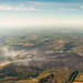 Saddleworth Moor smouldering
