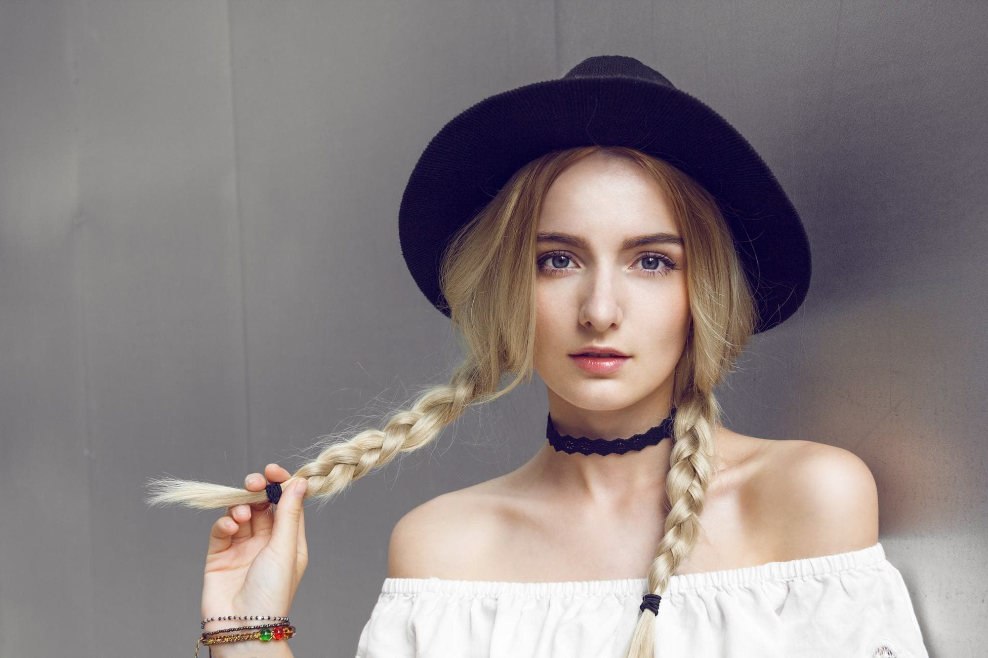 Latest Hairstyles for Greasy Hair -Overnice Ideas For Beautiful Women 8