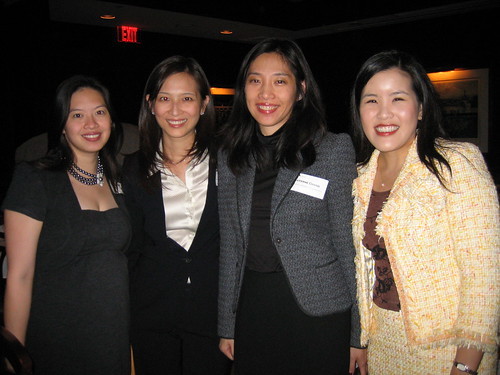 Corporate Counsel Dinner - 11.08.2007
