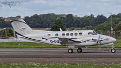 IAS Medical Beech B200 Super King Air G-IASA_