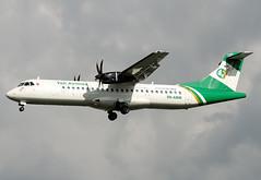 9N-AMM Yeti Airlines ATR ATR-72-500 (ATR-72-212A)