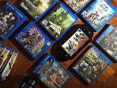 It's already 6 years since I bought the first Vita. PS Vita is still one of my favorite and the best place to play !! :space_invader: :video_game: Really love how the community is still strong nowadays. #psvita #vita #playstation #vitaisland #gamer