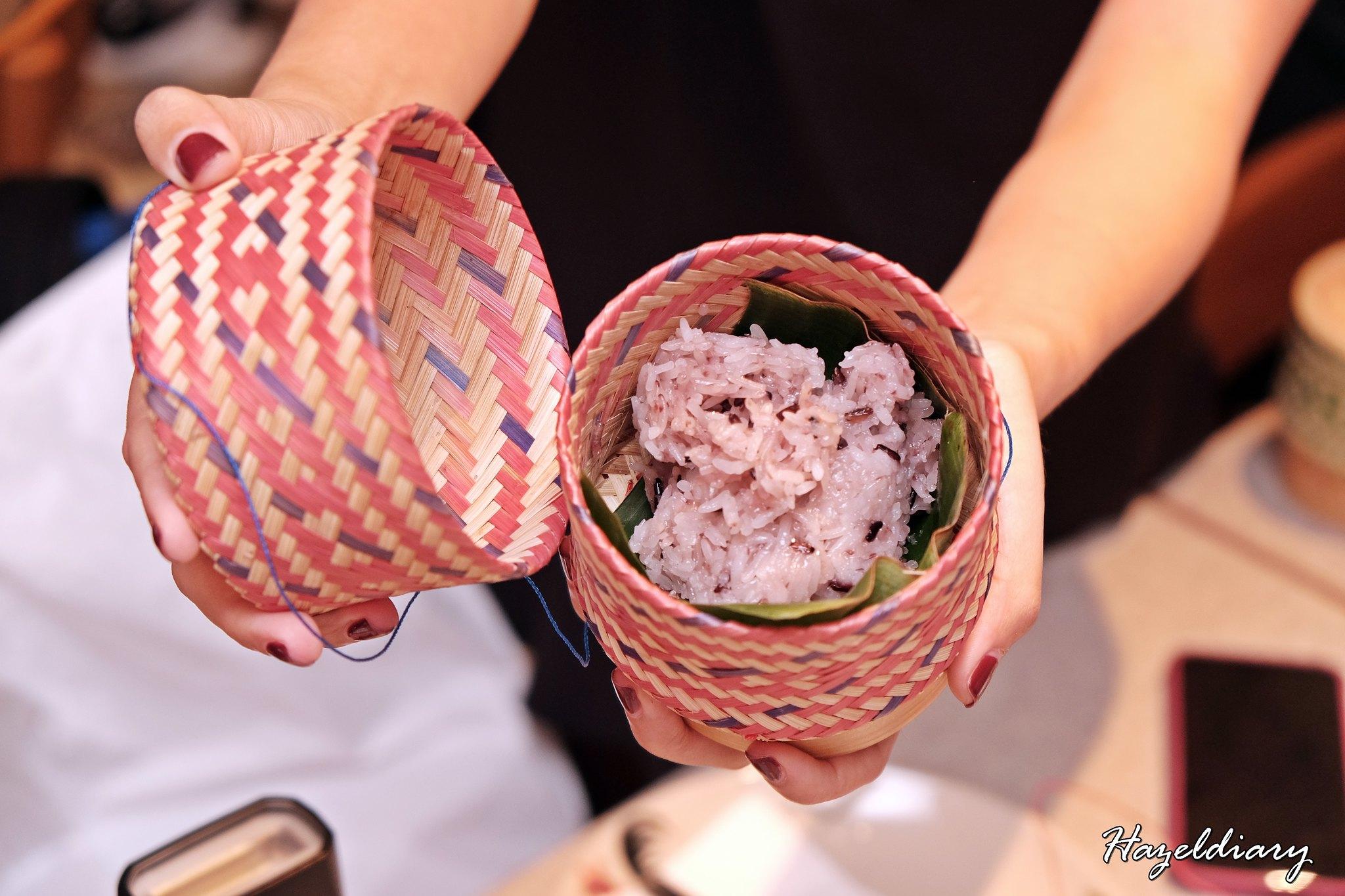 Un Yang Kor Dai-Thai Restaurant-Hazeldiary-Sticky Rice