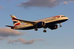 A320 G-TTNC London Heathrow 21.06.18