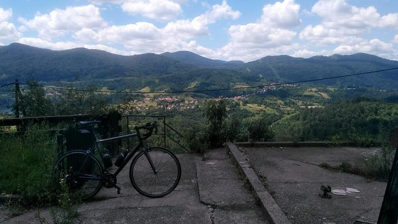 Biciklom na more 2018 - dan 1