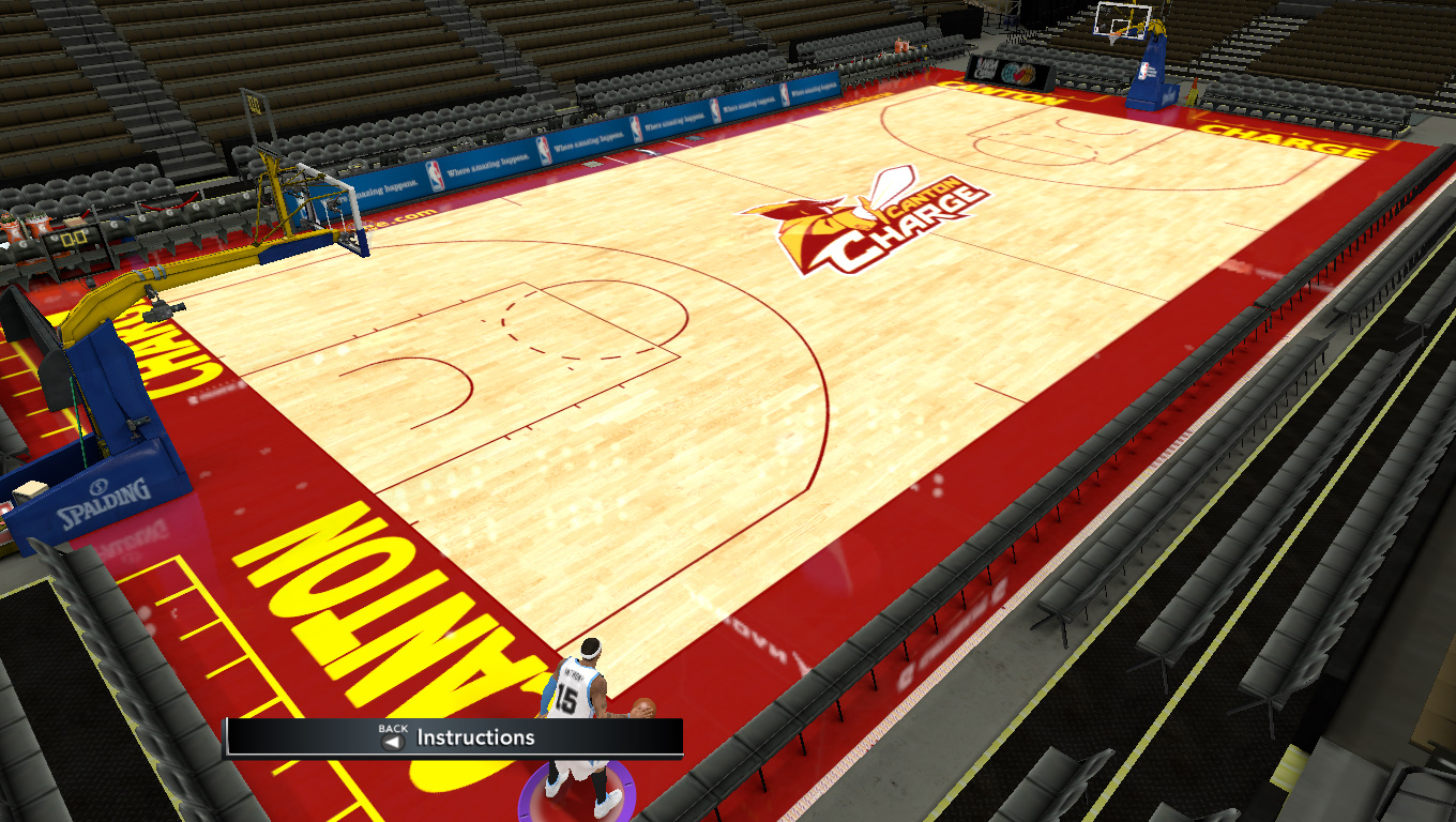 4df09874f7d8 NLSC Forum • NLSC Current Roster for NBA 2K11