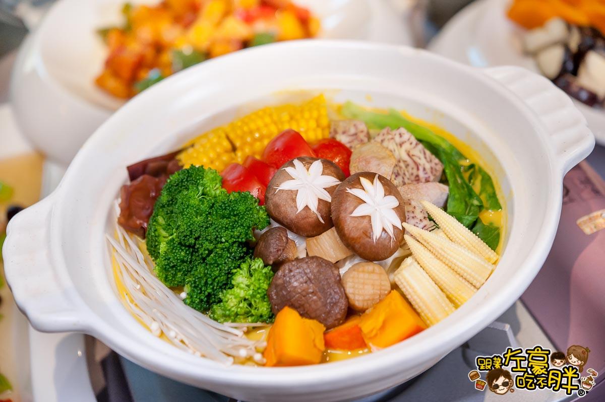 鈺善閣養生懷石(素食)-35