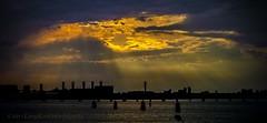 LGA Bowery Bay sunset 2011