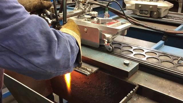 KPU welding