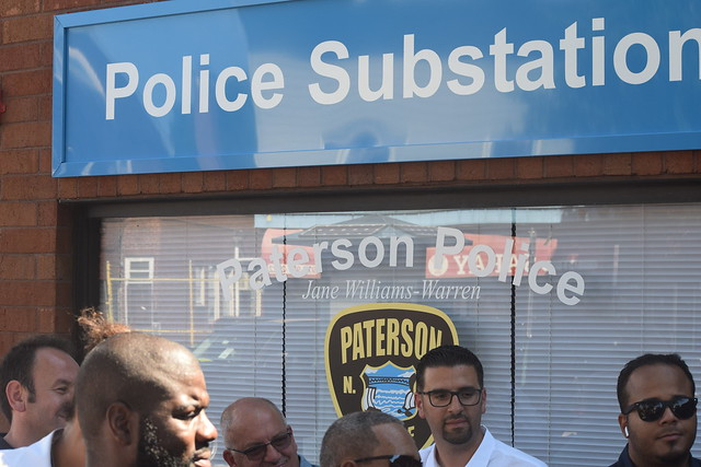 South Paterson Police Substation