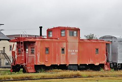 D&M 25011 Caboose in Topeka Kansas