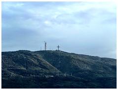 Vodno and millenium cross