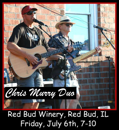 Chris Murry Duo 7-6-18