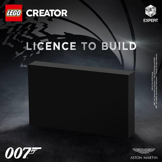 Więcej zapowiedzi LEGO Creator 10262 Aston Martin DB5 (1)