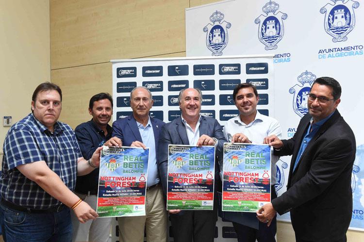 RUEDA DE PRENSA DE PRESENTACIÓN DEL PARTIDO DEL REAL BETIS BALOMPIÉ EN ALGECIRAS1