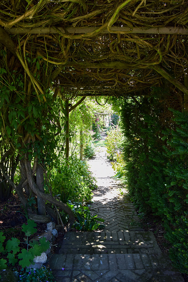 Secret Archway at Wealden Literary Festival 2018
