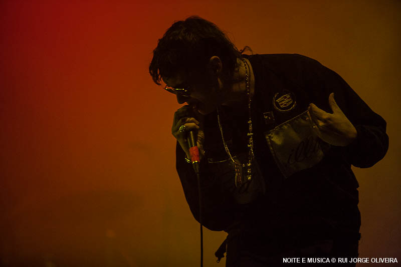 Julian Casablancas & The Voidz - Super Bock Super Rock 2018