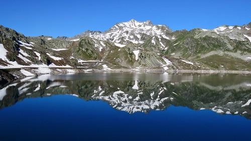 Pizzo Cristallina (2912m) - Lago del Narèt - Ticino - Svizzera
