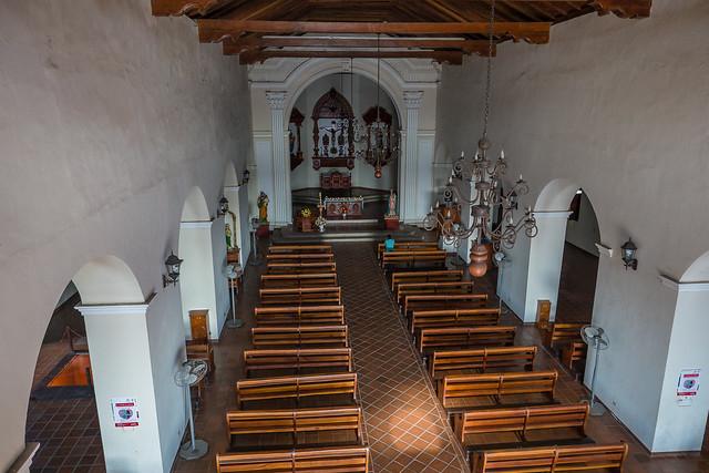 Centro Cultural Convento San Francisco, Granada - Nicaragua