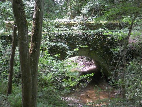 2018-05-12 - Rando à Maclas - Le Plateau de Bessey et le Batalon (30), Pont de pierres