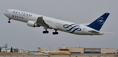 Delta Air Lines Boeing 767-400