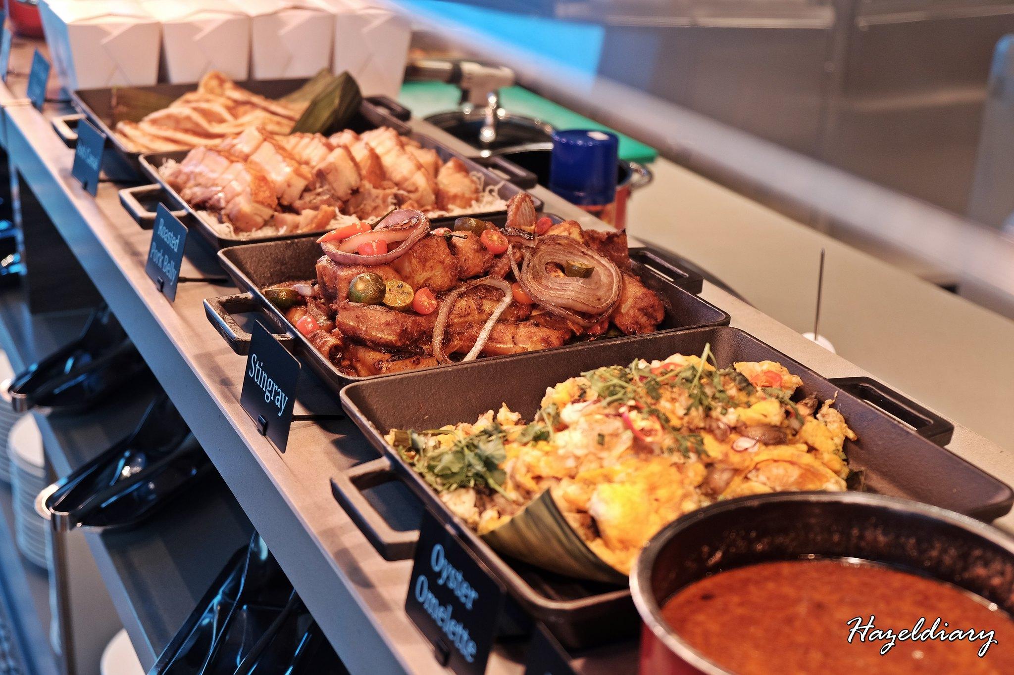 Penang Food Fare Buffet-Sky22 Courtyard Marriott-Hazeldiary-1