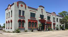 L & N Depot. Bay St. Louis, Hancock County Mississippi